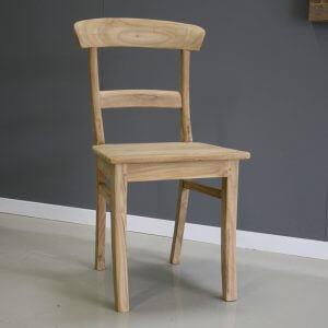 Teak stoel addie
