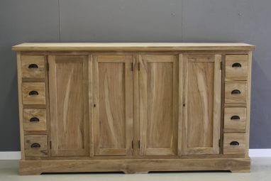 dressoir teakhout 180cm