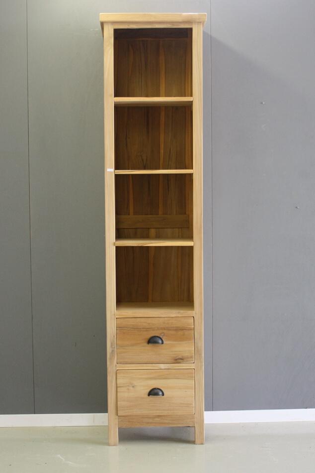 Hoge boekenkast - Indoteak