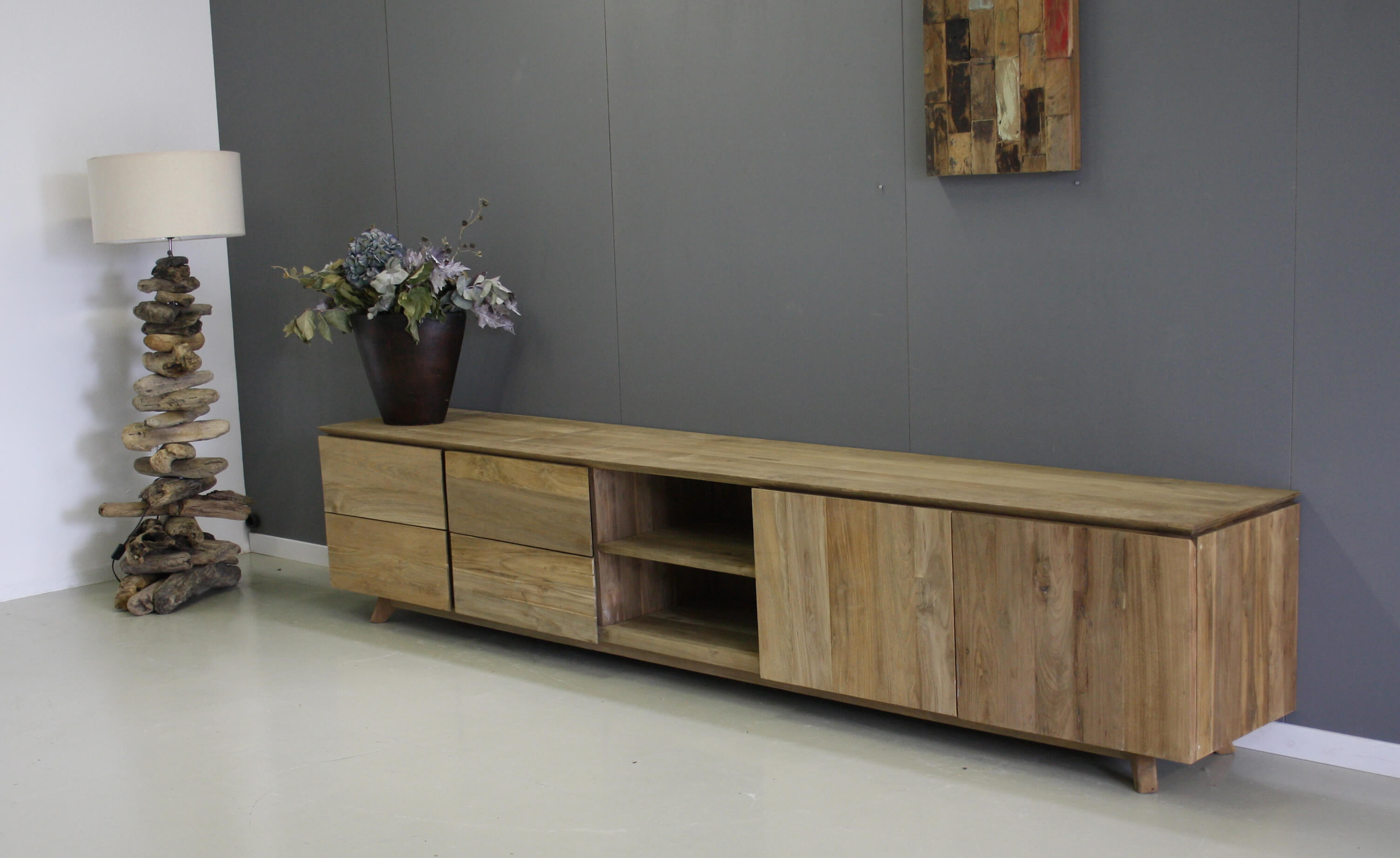 Retro Design Kastje : Tv meubel retro ecosia