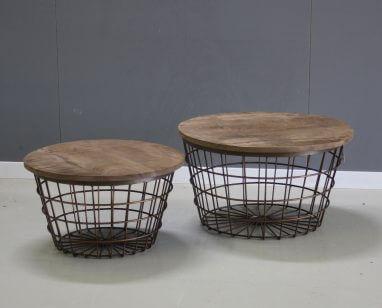 Brix collectie tafeltjes robin
