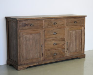 Teak dressoir dingklik
