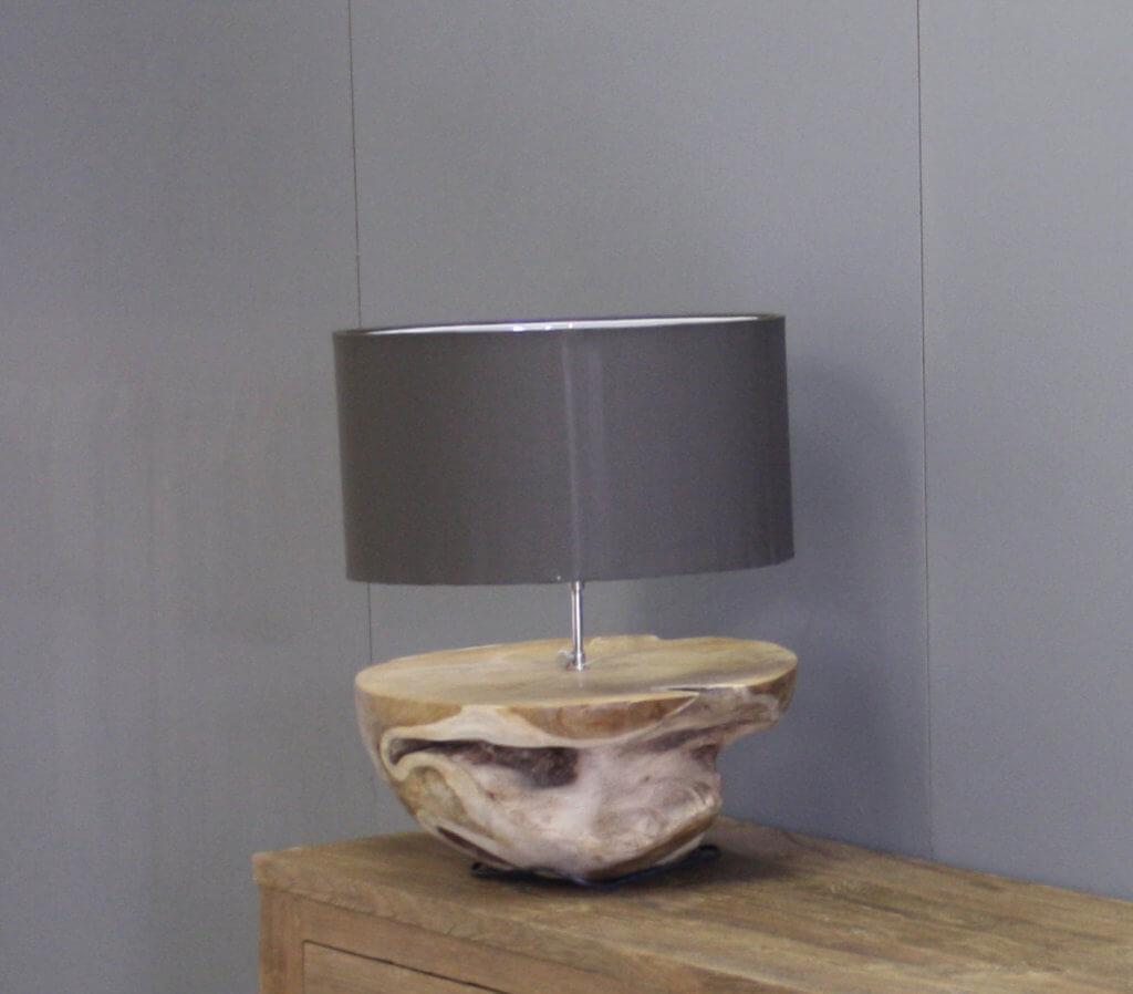 Ronde tafellamp
