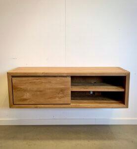 modern hangend tv meubel