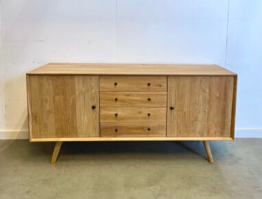Retro tv-dressoir