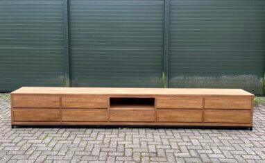 Tv-meubel 4 meter breed